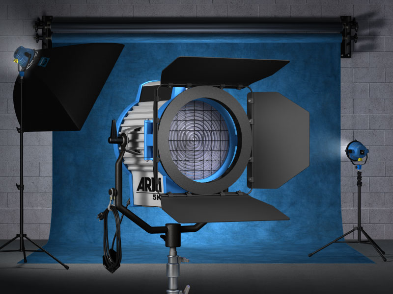 Arri 5k Light